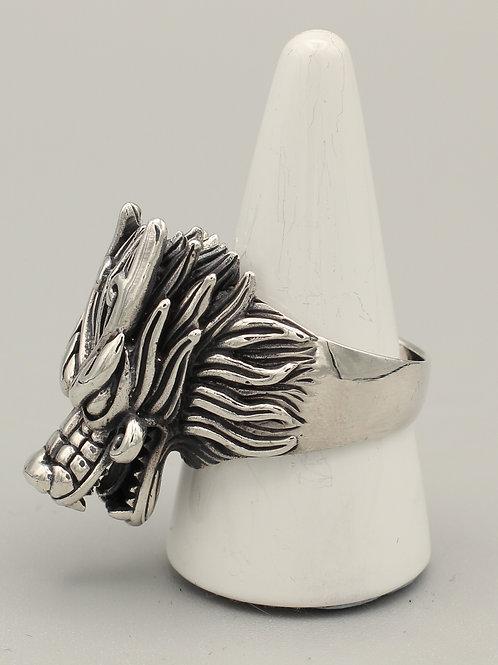 Dragon Head Ring