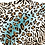 Thumbnail: Cool Leopard Reusable Adult Face Covering with Filter Pouch
