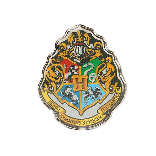 Pin Badge - Hogwart's Crest