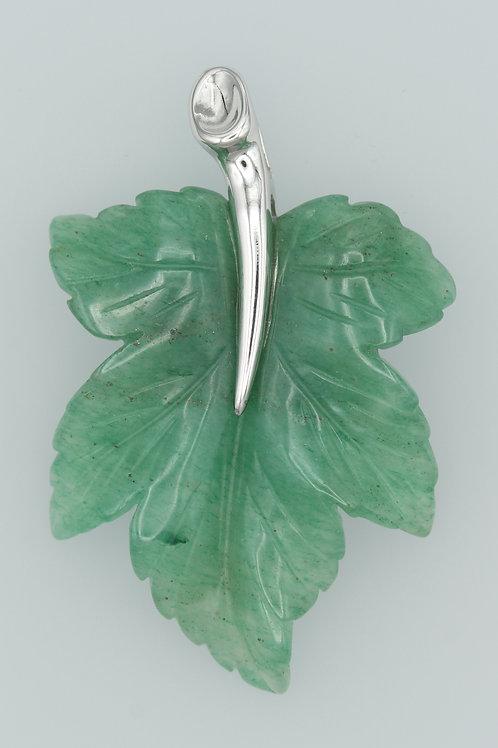 Avenutrine Leaf Pendant