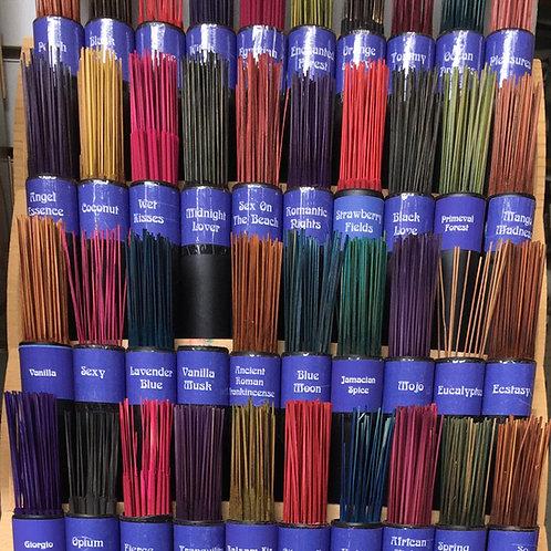 Pick & Mix Incense Sticks A-L
