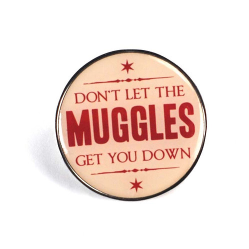 Pin Badge - Muggles