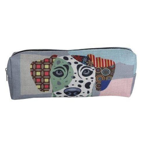 Dog Pencil Case/Cosmetic Bag