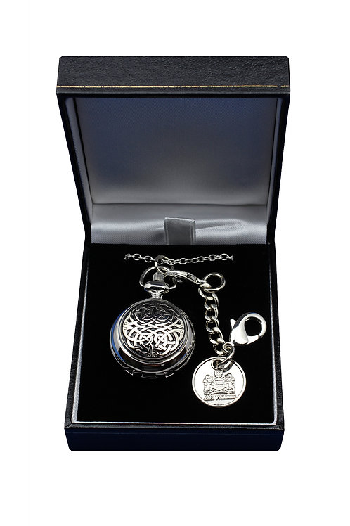 Celtic Knot Ladies Pendant or Bag Charm