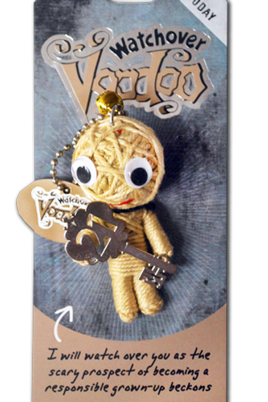 21st Birthday Watchover Voodoo Doll
