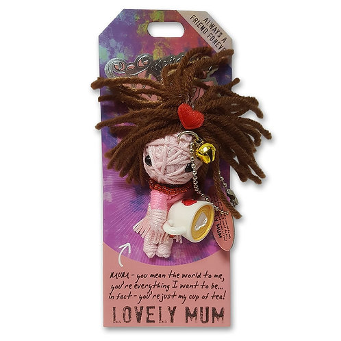 Lovely Mum Watchover Voodoo Doll