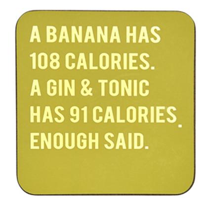 A Banana Has...Coaster