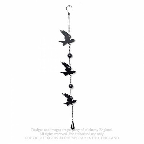 Raven Hanging Decoration