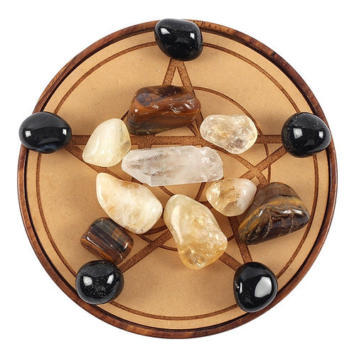 Protection Crystal Grid