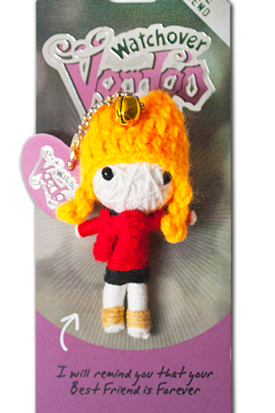 Best Friends Forever Watchover Voodoo Doll