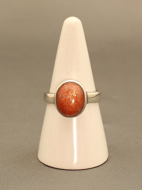 Sunstone Ring
