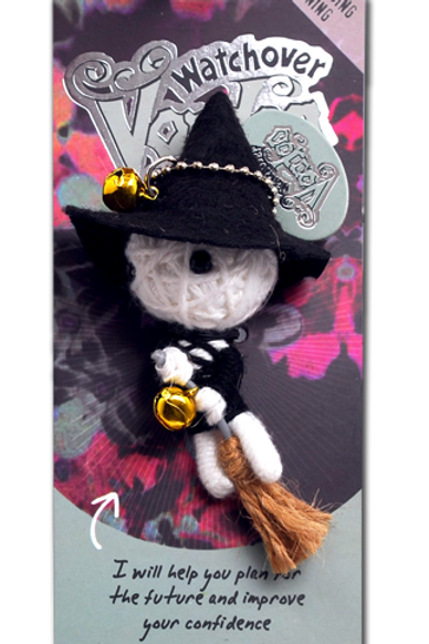 Little Witch Watchover Voodoo Doll
