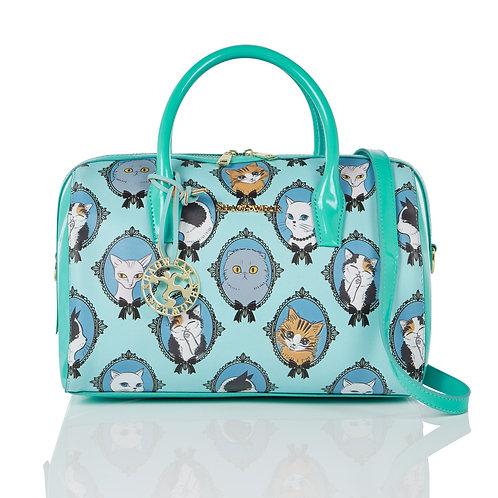 Cat Cameo Handbag