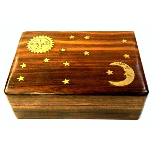 Sun, Moon and Stars Box