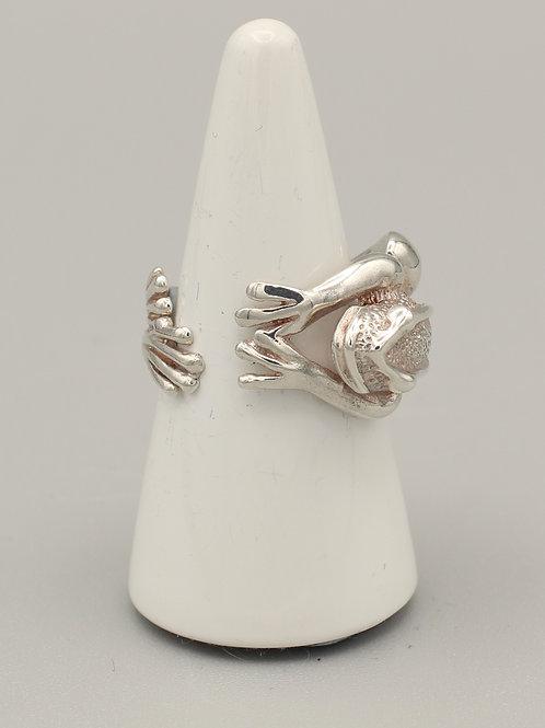 Frog Wrap-around Ring