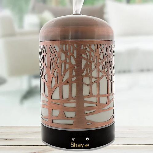 Forest Ultrasonic Aroma Diffuser & Humidifier