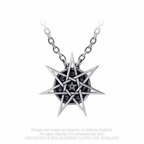 Elven Star Pendant