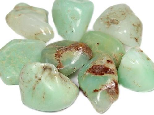 Chrysoprase Tumblestone