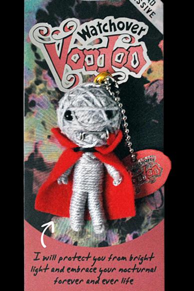 Vampire Watchover Voodoo Doll