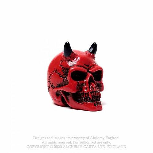 Demon Skull Miniature