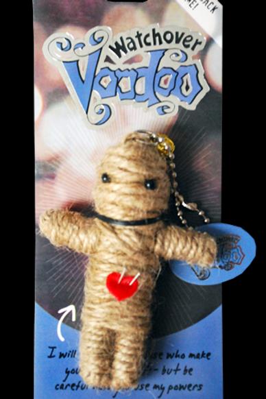 The Original Watchover Voodoo Doll