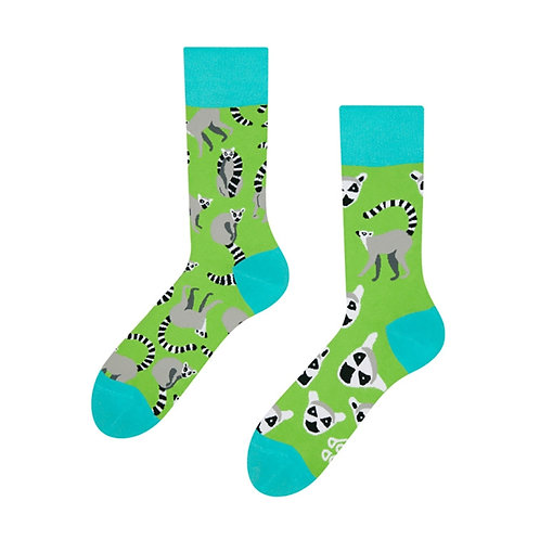 Lemurs Good Mood Socks