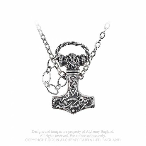 Thor's Hammer Dagger Pendant