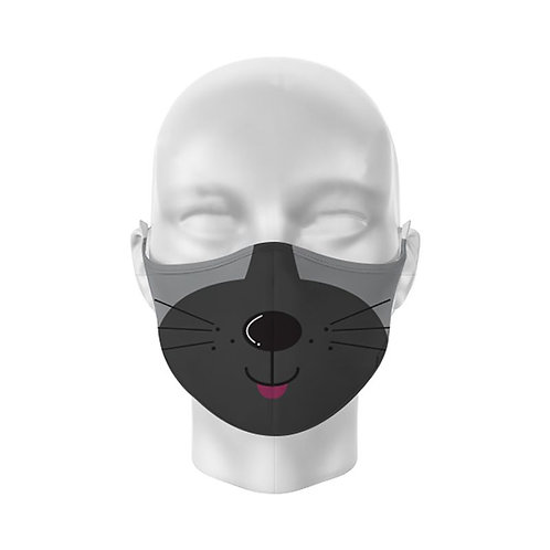 Cutiemals Dog Reusable Adult Face Covering