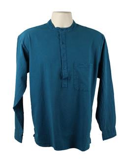 Teal Shirt