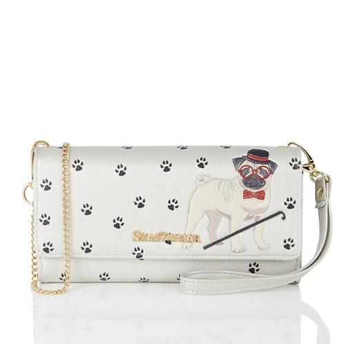 Pug Life Clutch Bag