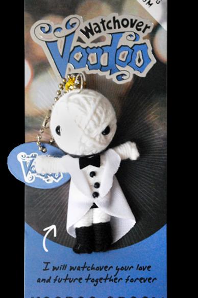 Voodoo Groom Watchover Voodoo Doll