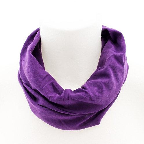 Purple Multi-functional Bandana