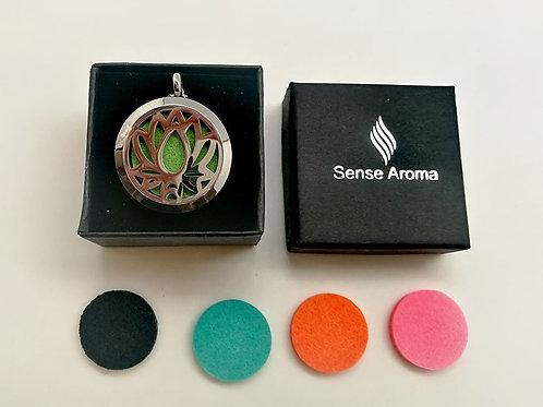 Lotus Aroma Pendant
