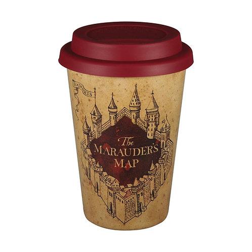 Harry Potter Marauder's Map Travel Mug