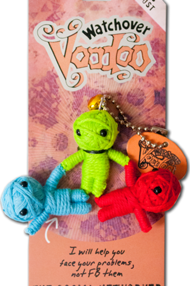 The Social Networker Watchover Voodoo Doll