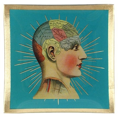 Phrenology Trinket Tray