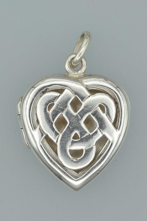 Celtic Locket Pendant