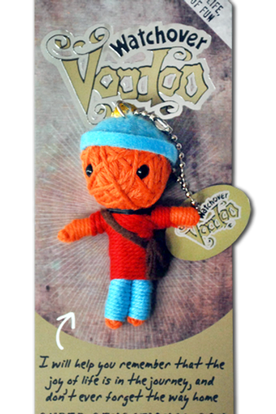Super Sensational Son Watchover Voodoo Doll