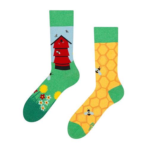 Beehive Good Mood Socks