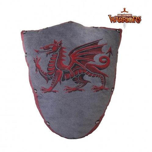 Medieval Knight's Pendragon Shield