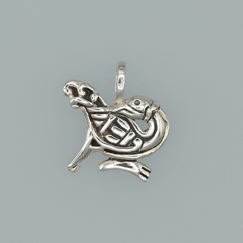 Celtic Bird Pendant