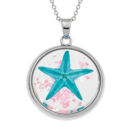 Glow-in-the-Dark Starfish Pendant