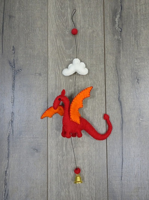 Flying Dragon and Cloud Mobile
