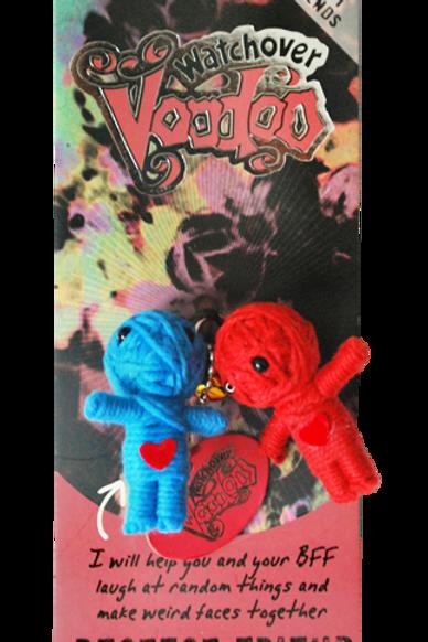 Bestest Friend Watchover Voodoo Doll