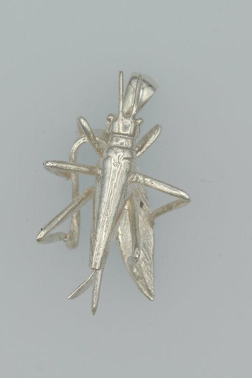 Grasshopper Pendant