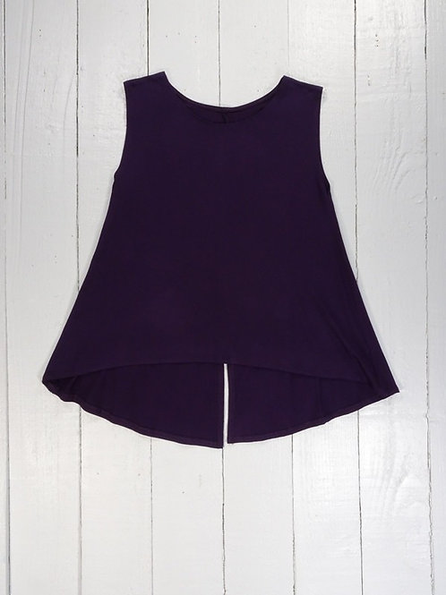 Sleeveless Vest Top - 4 Colours - 100% Viscose