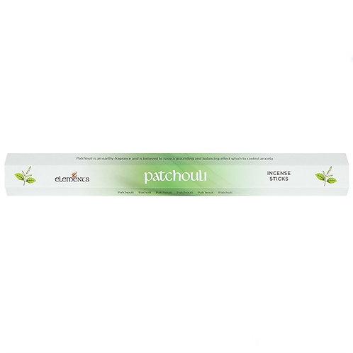 Elements Patchouli Incense Sticks