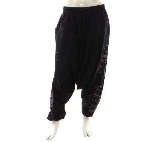 Tree of Life Ali-Baba Trousers