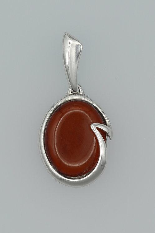 Cherry Amber Pendant