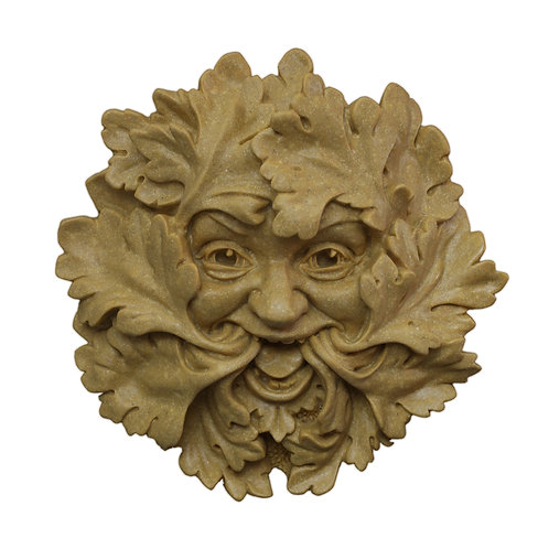 The Green Leaf Greenman